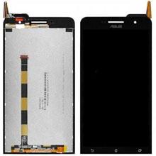 Asus Zenfone 6 Lcd Ekran Çıtasız Siyah