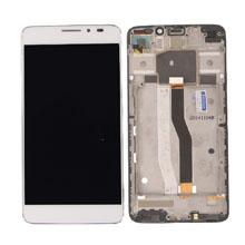 General Mobile Discovery E3 2 Lcd Ekran Çıtalı Beyaz