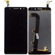 General Mobile Gm5 Plus Lcd Ekran Çıtasız Siyah
