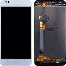 Htc Desire 825 Lcd Ekran Çıtalı Beyaz