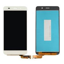 Huawei Y6 Lcd Ekran Çıtasız Beyaz