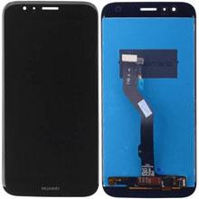 Huawei G8 Lcd Ekran Çıtasız Siyah