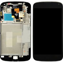 Lg Nexus 4 E960 Lcd Ekran Siyah