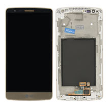 Lg D723 G3 Mini Lcd Ekran Çıtalı Gold Altın
