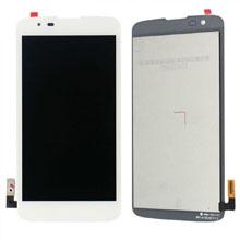 Lg X210 K7 Lcd Ekran Beyaz