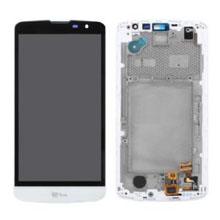 Lg H324 Leon Lcd Ekran Beyaz
