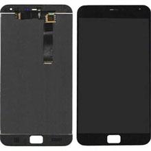 Meizu Mx4 Lcd Ekran Çıtasız Siyah