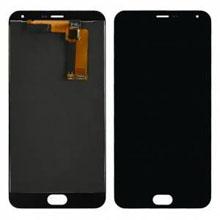 Meizu M2 Note Lcd Ekran Çıtasız Siyah