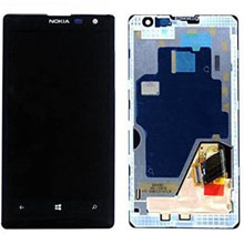 Nokia Lumia 1020 Lcd Ekran Çıtalı