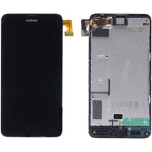 Nokia Lumia 630 Lcd Ekran Çıtalı