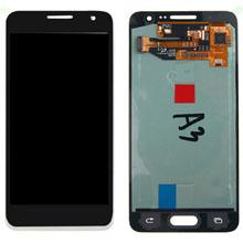 Samsung A300 A3 Lcd Ekran Servis Siyah
