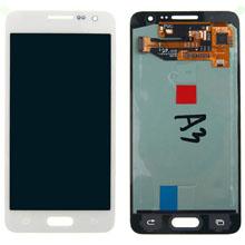 Samsung A300 A3 Lcd Ekran Servis Beyaz