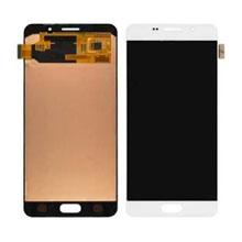 Samsung A7 2016 A710 Lcd Ekran Oled Beyaz
