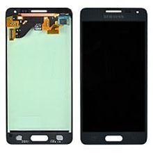 Samsung A700 A7 Lcd Ekran Revizyon Orijinal Siyah