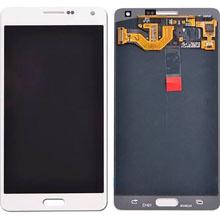 Samsung A700 A7 Lcd Ekran Servis Beyaz