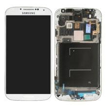 Samsung (I9505) S4 Lcd Ekran Revizyon Orijinal Beyaz