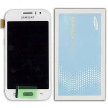 Samsung J1 Ace J110 Lcd Ekran Servis Beyaz