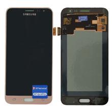 Samsung J3 2016 J320 Lcd Ekran Oled Gold Altın