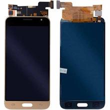 Samsung J3 2016 J320 Lcd Ekran Servis Gold Altın