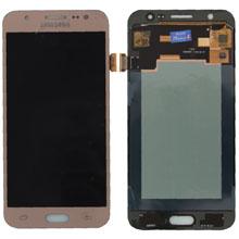 Samsung J500 J5 Lcd Ekran Oled Gold Altın
