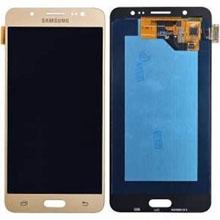 Samsung J5 2016 J510 Lcd Ekran Servis Gold Altın