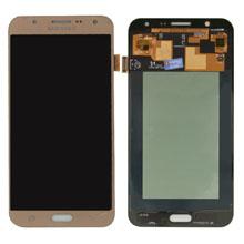 Samsung J700 J7 Lcd Ekran Oled Gold Altın