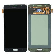 Samsung J7 2016 J710 Lcd Ekran Oled Siyah