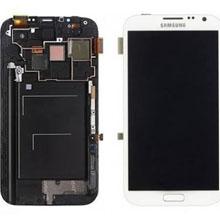Samsung N7100 Note 2 Lcd Ekran Revizyon Orijinal Beyaz