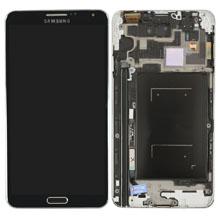 Samsung N9005 Note 3 Lte Lcd Ekran Revizyon Orijinal Gri