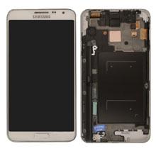 Samsung N7505 Note 3 Neo Lcd Ekran Revizyon Orijinal Beyaz