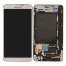 Samsung N9000 Note 3 Lcd Ekran Revizyon Orijinal Beyaz