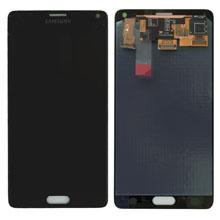 Samsung N910 Note 4 Lcd Ekran Servis Siyah