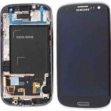Samsung I9301 S3 Neo Lcd Ekran Revizyon Orijinal Siyah