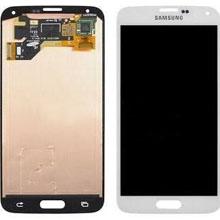 Samsung G900 S5 Lcd Ekran Servis Gold Altın