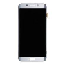 Samsung G928 S6 Edge Plus Lcd Ekran Servis Gümüş