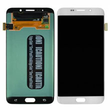 Samsung G928 S6 Edge Plus Lcd Ekran Servis Beyaz