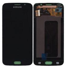 Samsung G920 S6 Lcd Ekran Servis Siyah