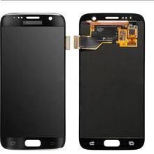 Samsung G930 S7 Lcd Ekran Servis Siyah
