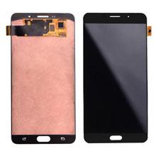 Samsung A9000 A9 Lcd Ekran Servis Siyah