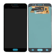 Samsung C5000 C5 Lcd Ekran Oled Siyah