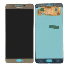 Samsung C7000 C7 Lcd Ekran Oled Gold Altın