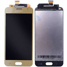 Samsung G570 J5 Prime Lcd Ekran Servis Gold Altın