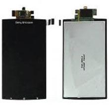 Sony Xperia Lt18 Lcd Ekran Çıtalı Siyah