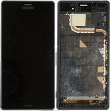 Sony Xperia Z3 4G Lcd Ekran Siyah