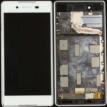 Sony Xperia Z3 Plus Lcd Ekran Beyaz
