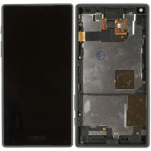 Sony Xperia Z5 Mini Lcd Ekran Siyah