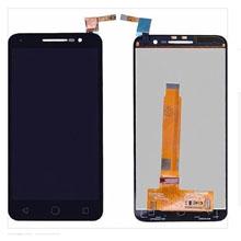 Vodafone Smart 6 Prime 895 Lcd Ekran Çıtasız Siyah