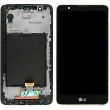 Lg Stylus 2 K520 Lcd Ekran Çıtalı Siyah