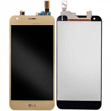 Lg K580 X Cam Lcd Ekran Çıtalı Gold Altın