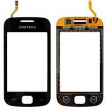 Samsung S5660 Touch Dokunmatik Siyah